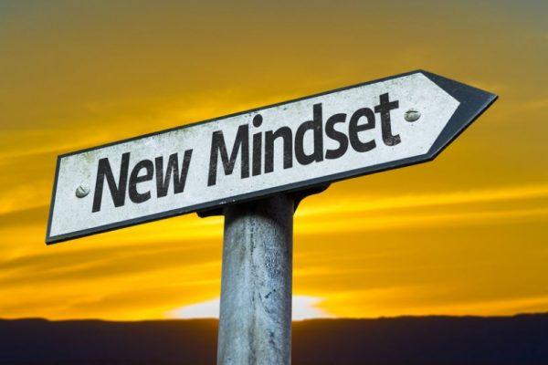 3 steps to adjust the mindset