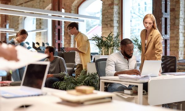 What is New Normal office change?